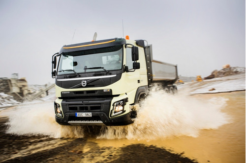 camión volvo fmx 0km  (entrega inmediata)