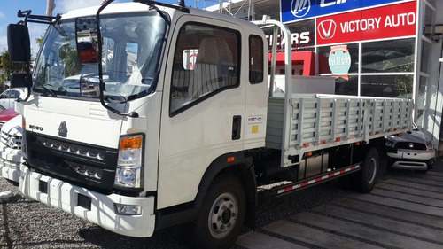 camiones howo sinotruck 10 ton