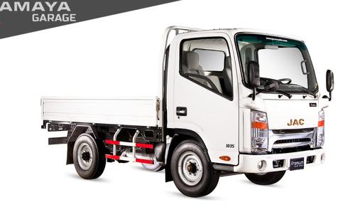 camiones jac 1035 entrega inmediata desde u$s 18.590 amaya