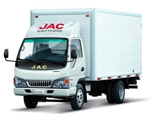 camiones jac todos los modelos 0km