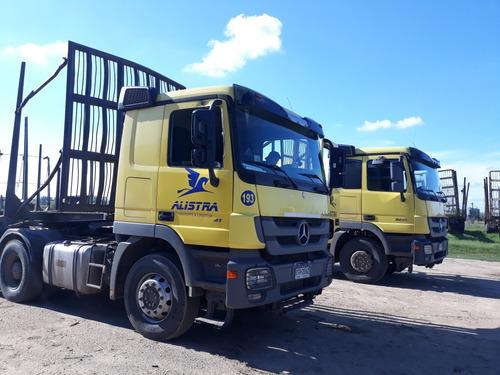 camiones y tractores (scania - m. benz)
