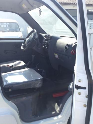camioneta cabina simple shineray (con aire acondicionado)