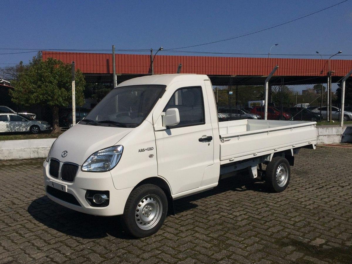 Foto Cabina Mercadolibre : Camioneta cabina simple shineray sin aire acondicionado u s