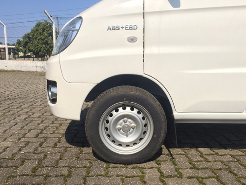 camioneta cabina simple shineray (sin aire acondicionado)