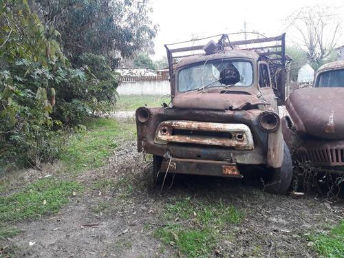 camioneta camión tractor vendo urgente