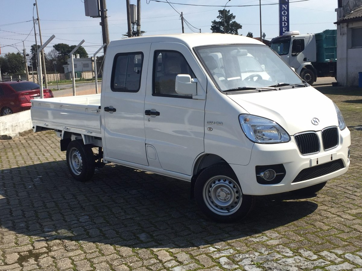 Foto Cabina Mercadolibre : Camioneta doble cabina shineray u s en mercado libre