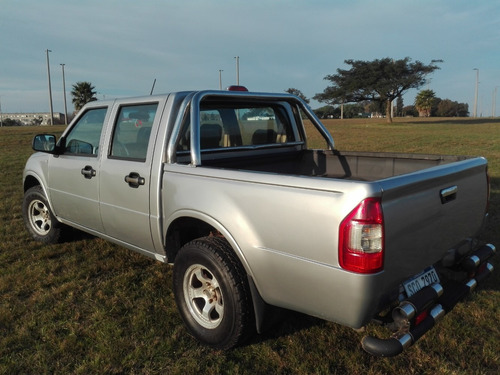 camioneta doble cab.orient ruda nafta 2013 al dia impecable