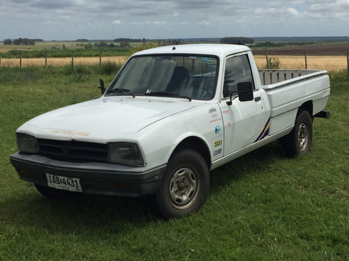 camioneta peugeot 504 simple cabina año 97 y 179.910 km real