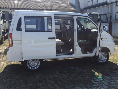 camioneta shineray 8 pasajeros