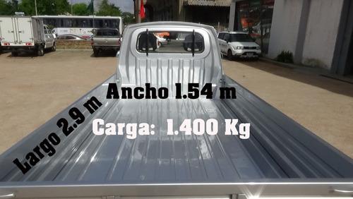 camioneta victory auto pickup 2014 suzuki 1200 cadenero