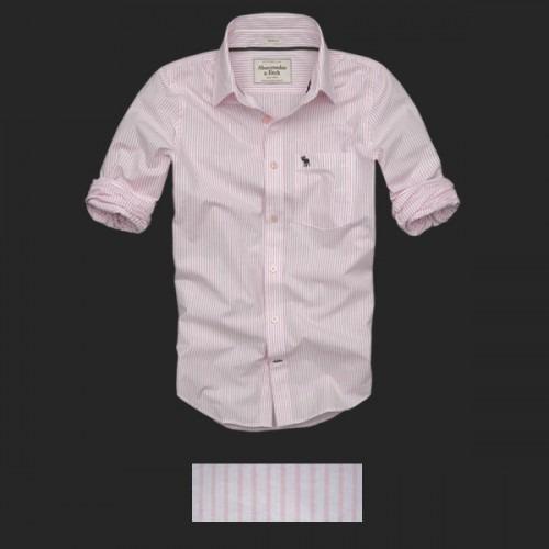 cea4d5bc7 Camisa Abercrombie   Fitch Mejor Que Hollister Rosa Original -   799 ...