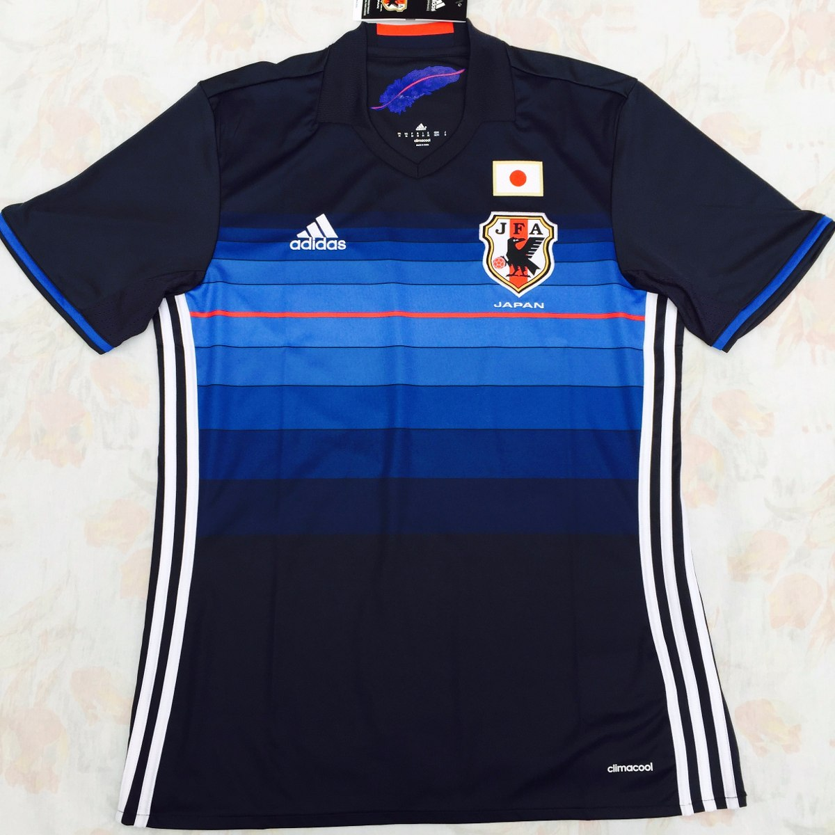 488e2f063a Camisa adidas Japão Home 2016 M Original Fn1608 - R$ 999,90 em ...