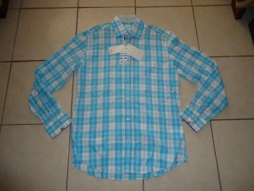 camisa bugatchi m