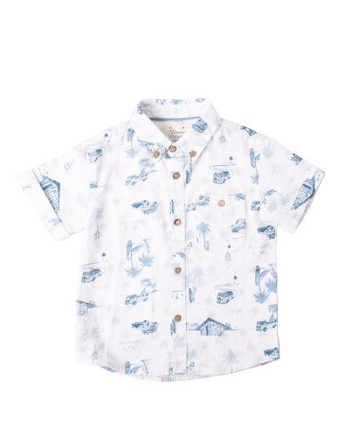camisa choza bb - bebe