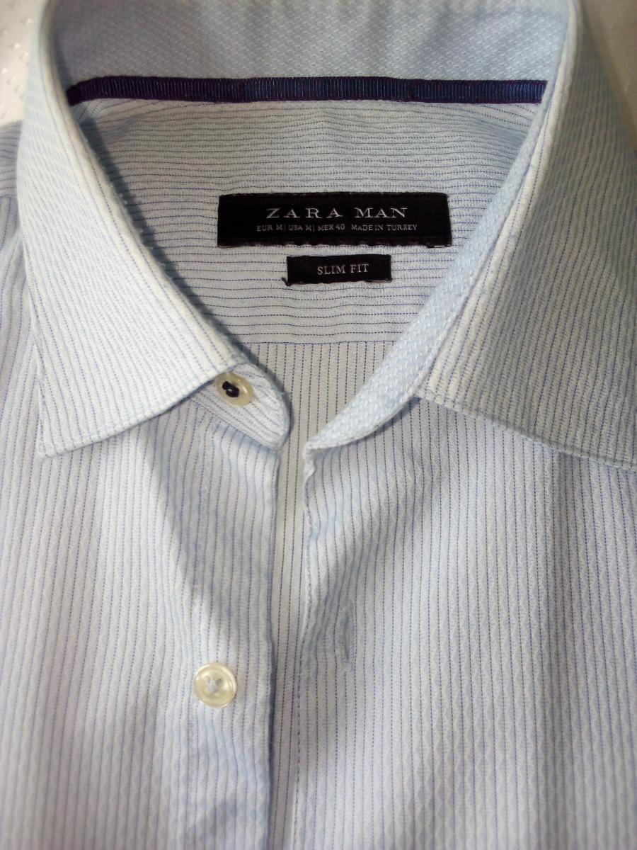 Camisa Zara Trafaluc Negra Mangas Farol Talle M $ 690,00
