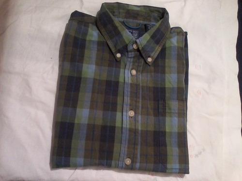 camisa o blusa gap original de dama xl leer medidas!