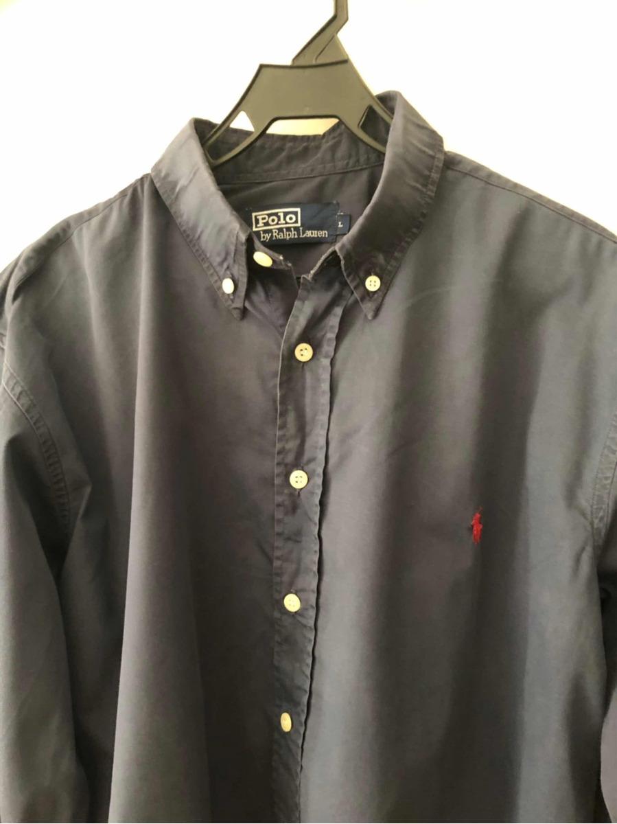 f0b6aea47a camisa polo raloh lauren talle l color azul original contado. Cargando zoom.