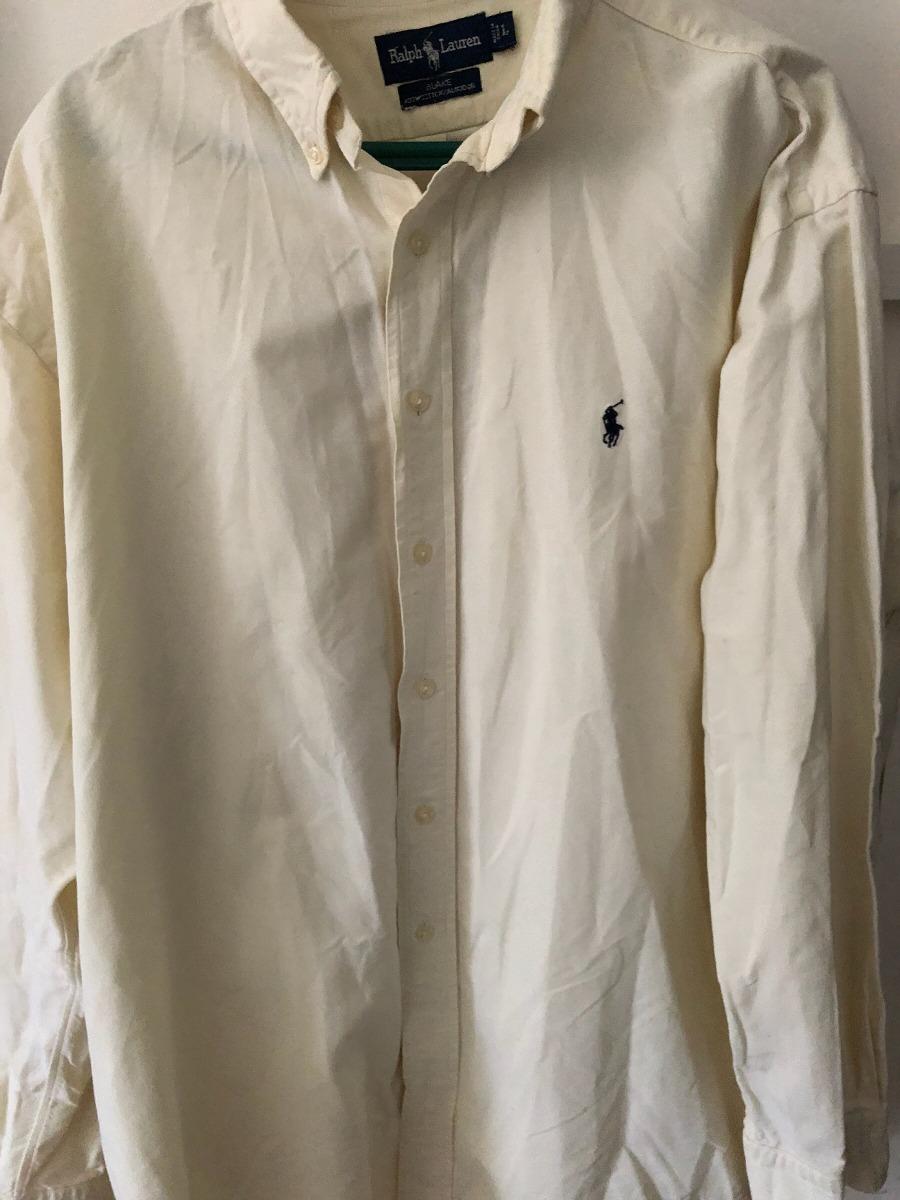 f6bafcddecded camisa polo ralph lauren original talle l color crema . Cargando zoom... camisa  ralph lauren. Cargando zoom.