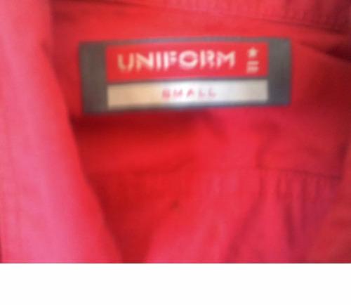 camisa uniform!!!!!!!!!!!!!!!!!!!!!
