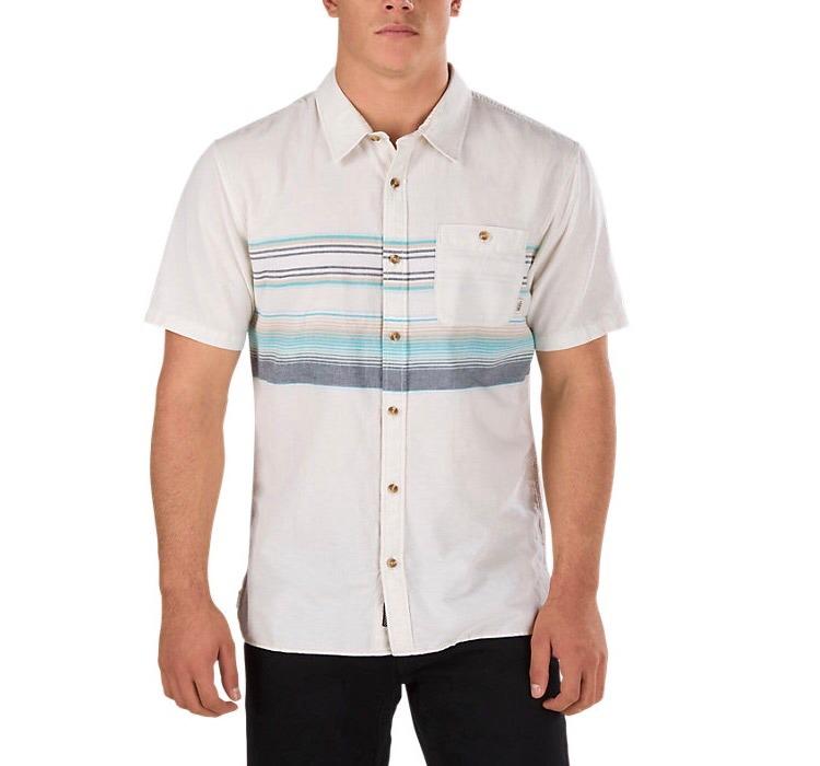 diseño atemporal a995a 2c929 Camisa Vans Manga Corta