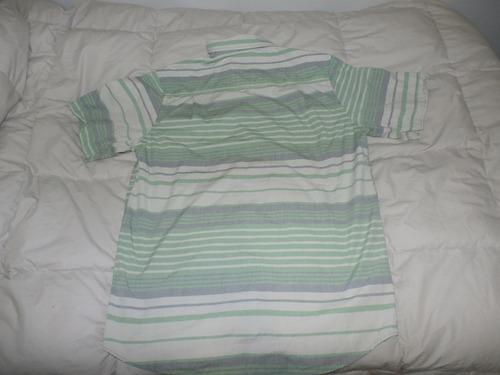 camisa verde rkf..!
