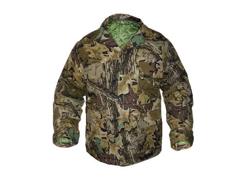 camisaco forest camuflado