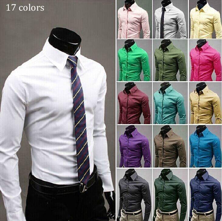 feafc5071acd4 Camisas Entalladas Slim Fit -   1.199