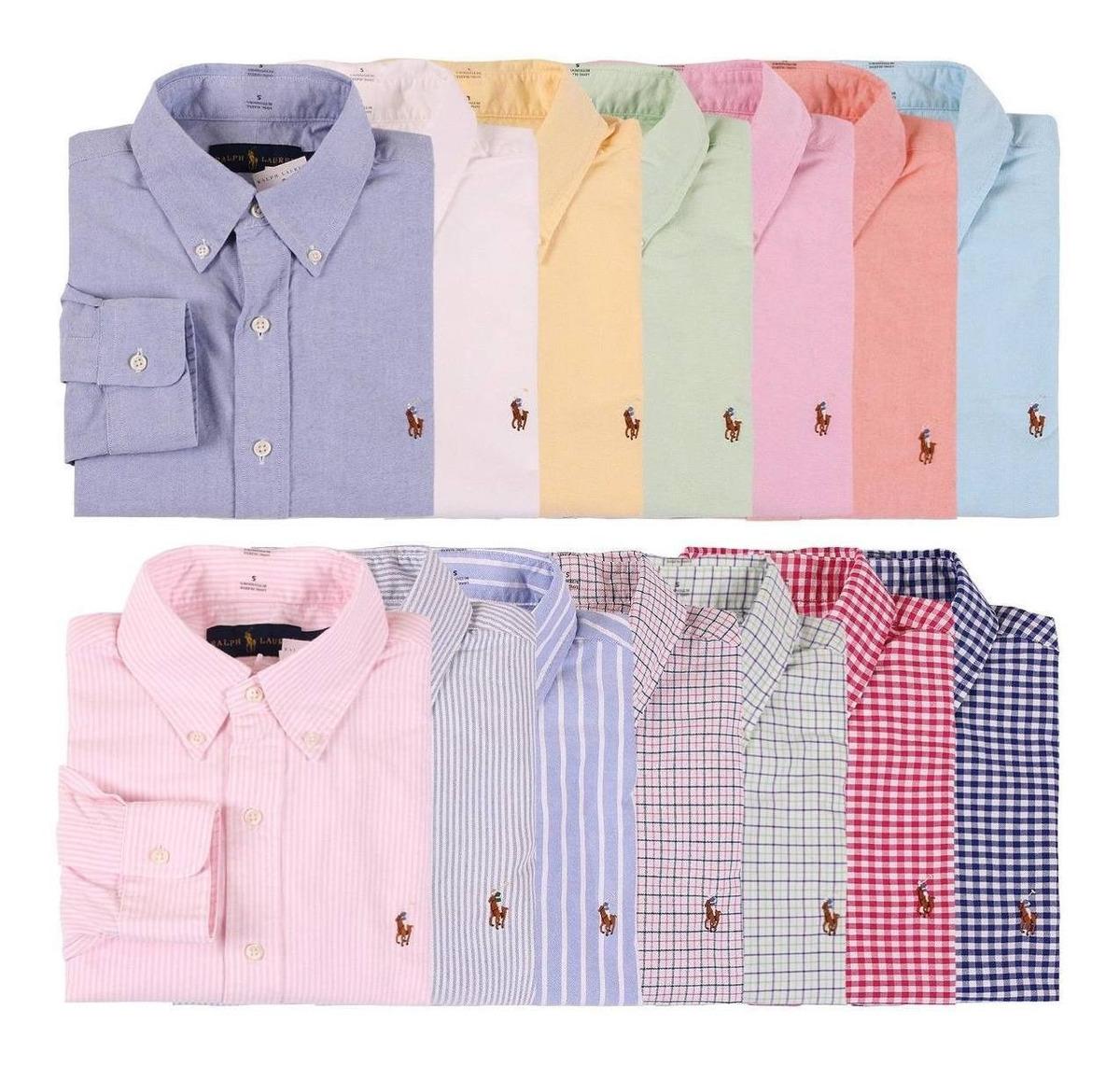 ac4a170255f4 Camisas Polo Ralph Lauren De Hombre Por Encargue!!