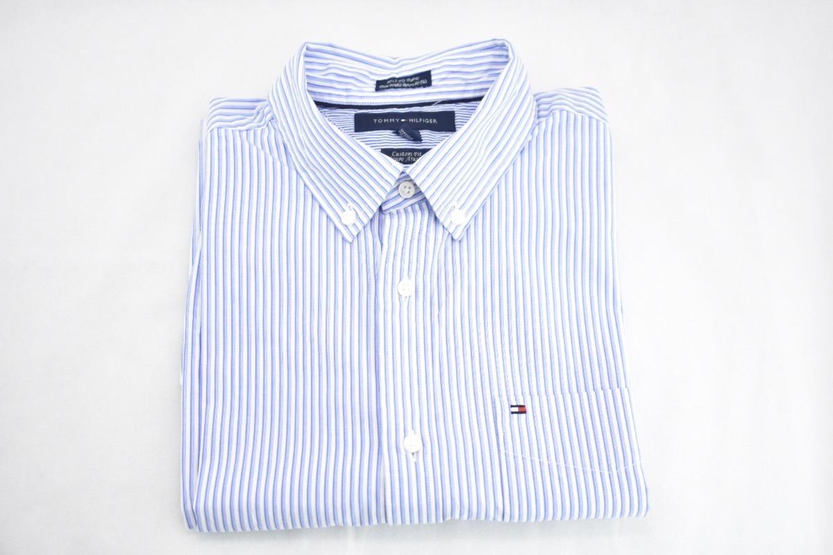 8d1ff831f6b3 Camisas Tommy Hilfiger Originales A Rayas Traidas De Usa