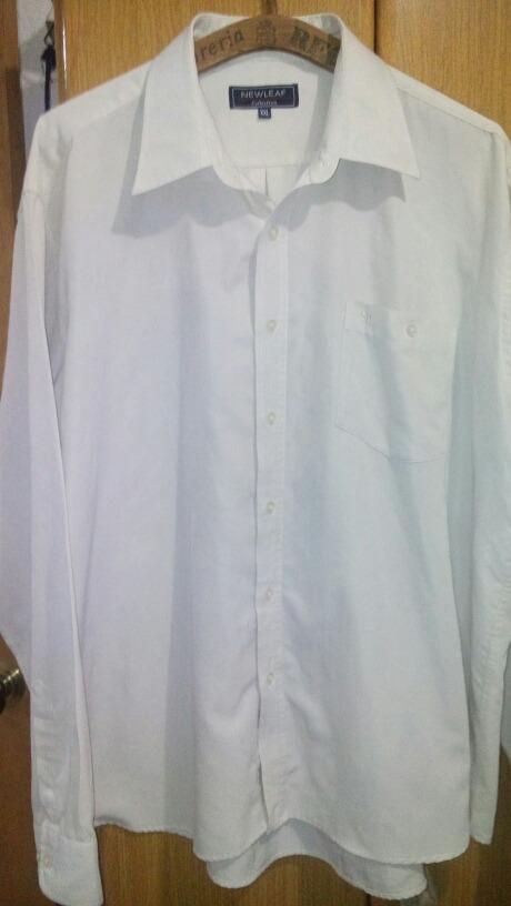 f356e8f69b camisas xxl de vestir o uniforme blancas de hombre nuevas. Cargando zoom.
