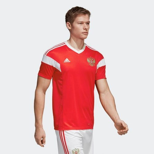 e727572f974ac Camiseta adidas De Rusia Mundial 2018 Remera De Fútbol -   1.590