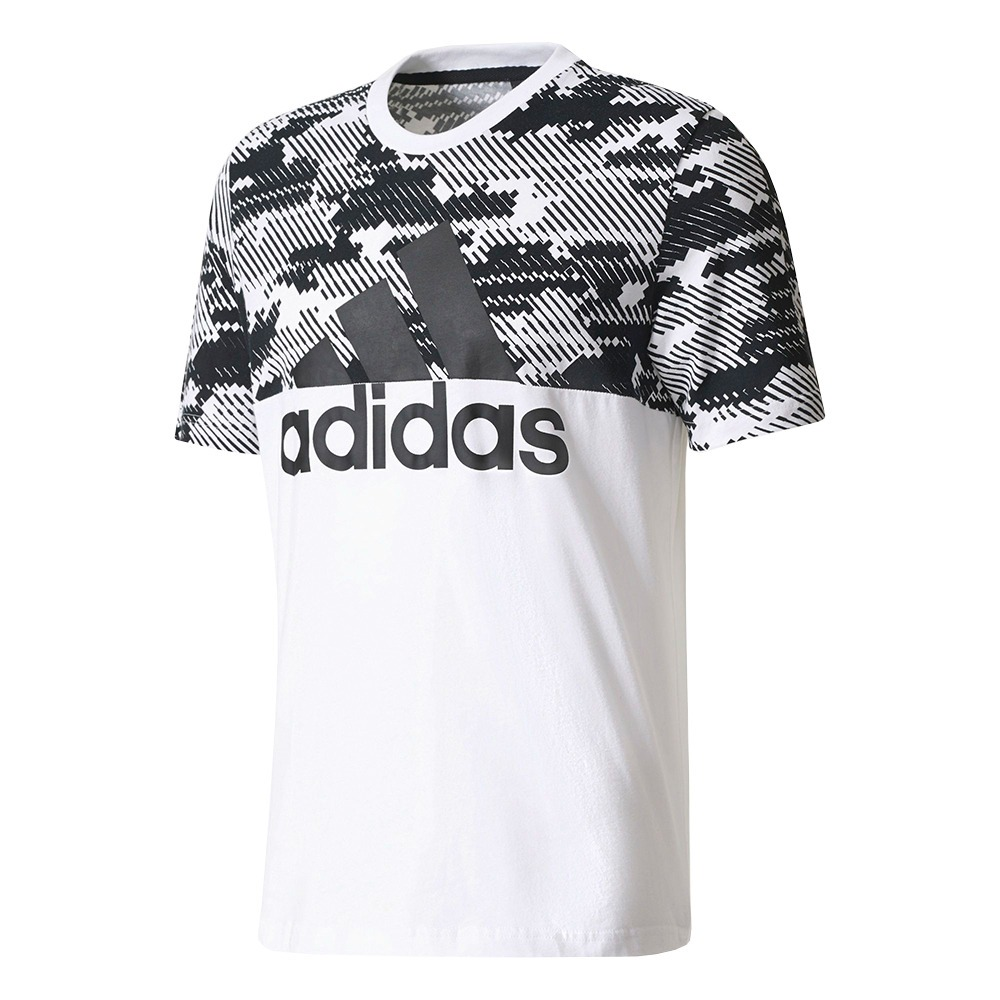 d9bc02820311f camiseta adidas remera essentials camo de algodón hombre. Cargando zoom.
