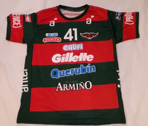 camiseta aguada basketball