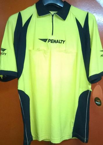 camiseta  arbitro penalty, calidad incomparable!!