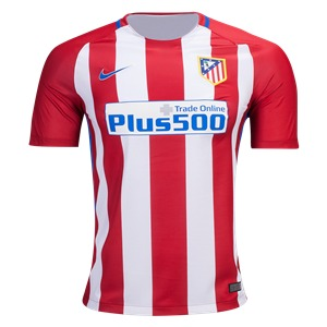 Camiseta Atletico Madrid 2016 2017 Por Encargue Casacas Uy -   1.690 ... 2ff59749a4788
