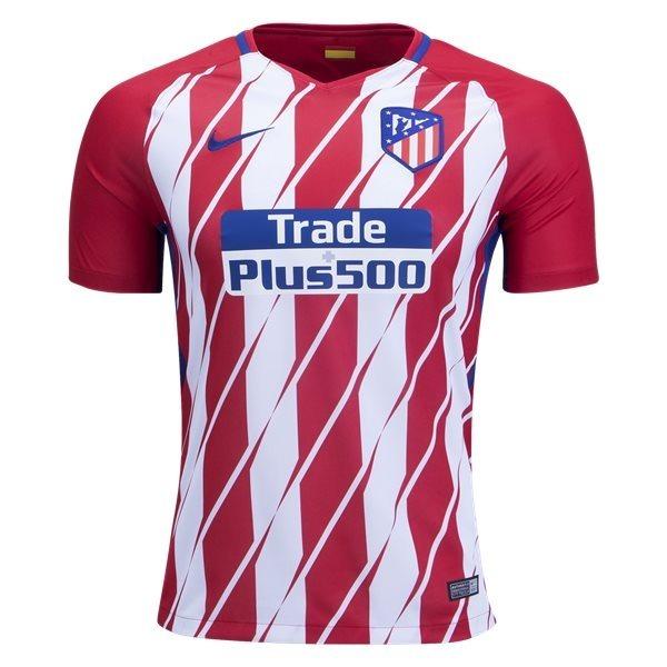 1c9c3cf7b8e92 Camiseta Atletico Madrid 2017 18 Por Encargue Casacas Uy -   1.859 ...