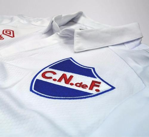 camiseta blanca niños 2017 nacional umbro sin sponsors