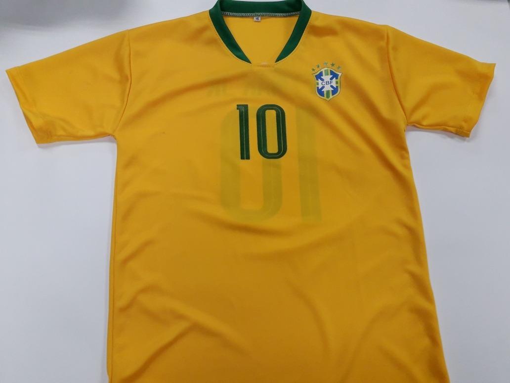 60324e2ecc000 Camiseta Neymar Brasil Conjunto Niño Futbol -   790