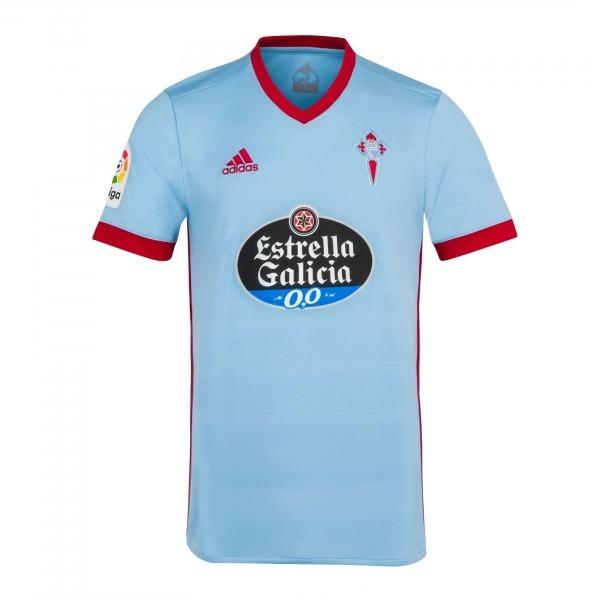 72eb30d332ae4 Camiseta Celta De Vigo 2017 18 Por Encargue Casacas Uy -   1.859