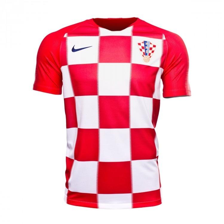 1a90509e0ec61 Camiseta Croacia Mundial Rusia 2018 Por Encargue Casacas Uy -   1.969
