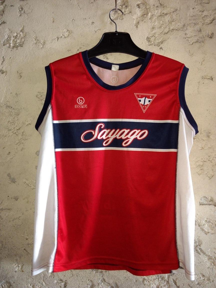 Camiseta De Básquetbol Club Sayago Talle L - $ 1.400,00 en ...