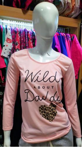 camiseta de dama de modal x mayor y menor
