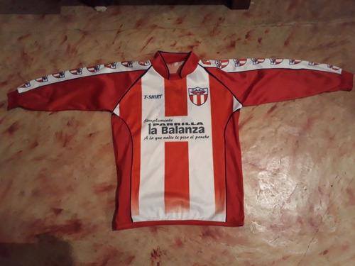 camiseta de divisiones inferiores del club a san carlos
