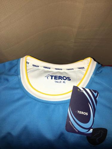 camiseta de los teros uruguay