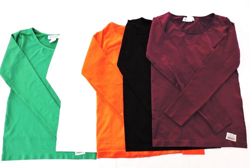 camiseta de microfibra x mayor ideal comercio trapuchitos