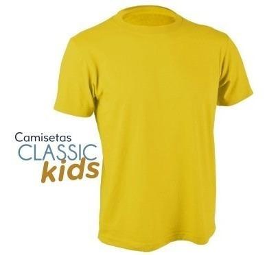 camiseta de niño cuello a la base. accesostore.uy