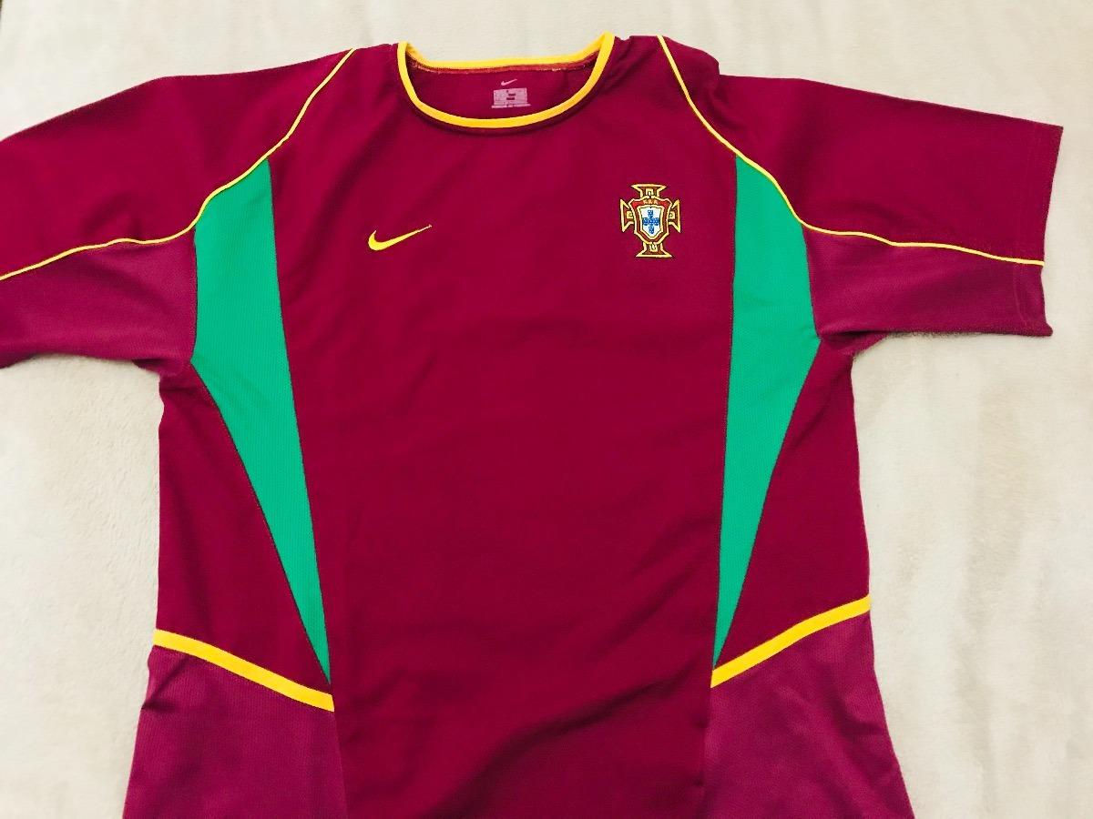 De Camiseta Portugal Camiseta Nike Camiseta 2002 Nike 2002 De De Portugal c4A35RqjSL