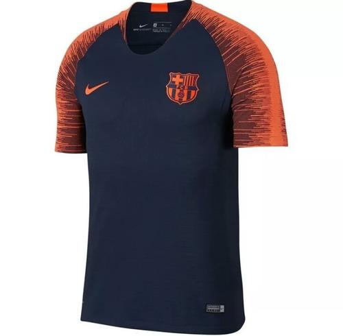 camiseta de practica del barcelona