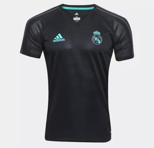 camiseta de practica real madrid