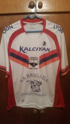 camiseta deportivo armenio argentina